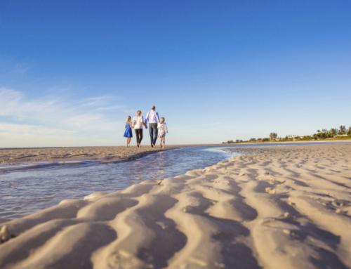 Sanibel Island's Gulfside City Park/Algiers Beach