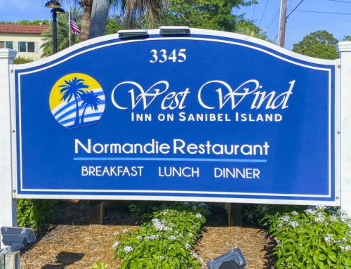 Normandie Seaside Café