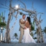sunset wedding on Sanibel Captiva