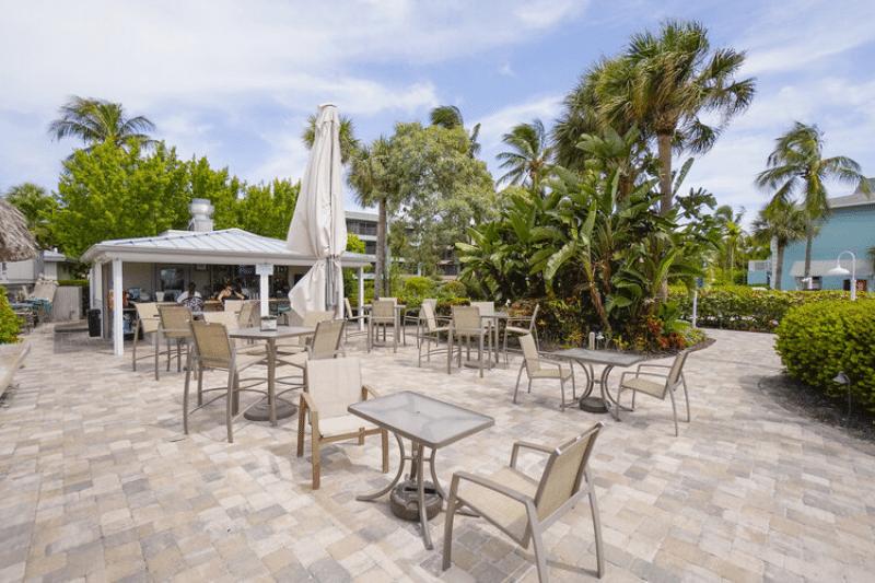 Island Time Bar and Grill Sanibel Inn