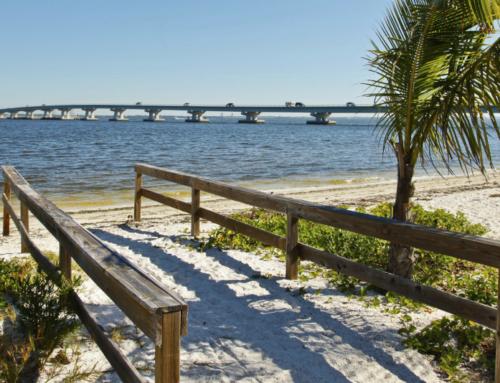 Sanibel Island's Bailey's Beach Park