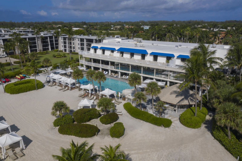 Sundial Resort with pool - Sanibel Island