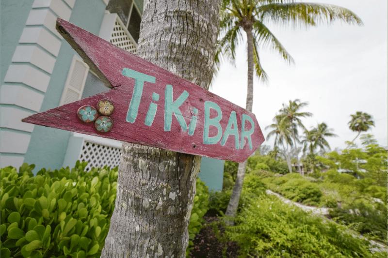 Tiki Bar - Sanibel Island