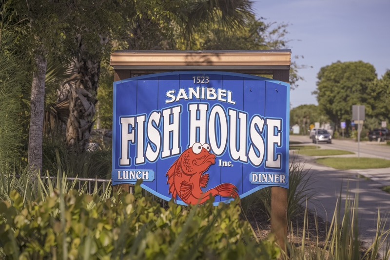 Sanibel Fish House on Sanibel Island