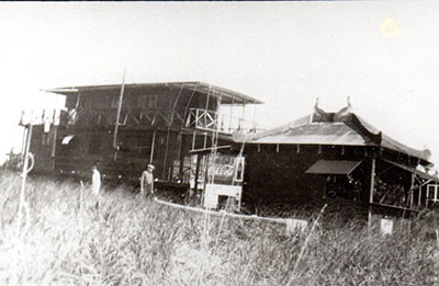 South Seas cottages on Captiva Island