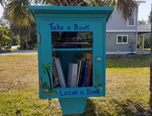 Little Free Libraries On Sanibel Island