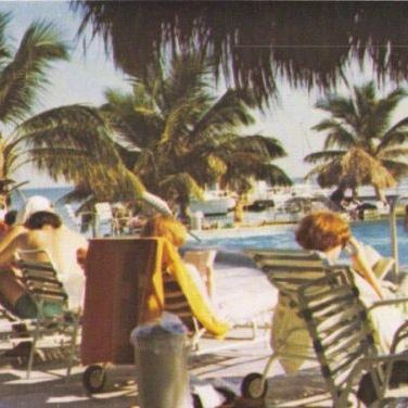 pool south seas in 1970s
