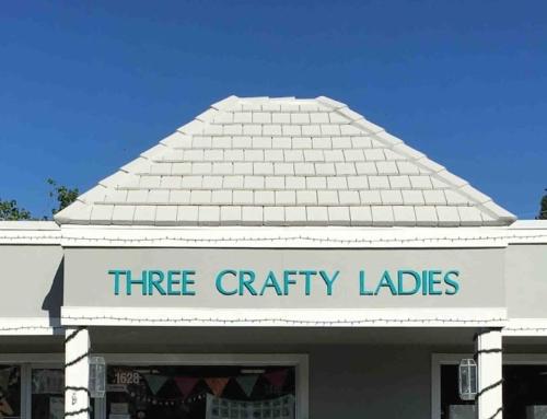 Three Crafty Ladies, Sanibel Island
