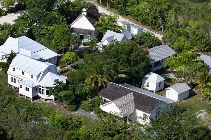 Sanibel Historical Museum located on Dunlop Road