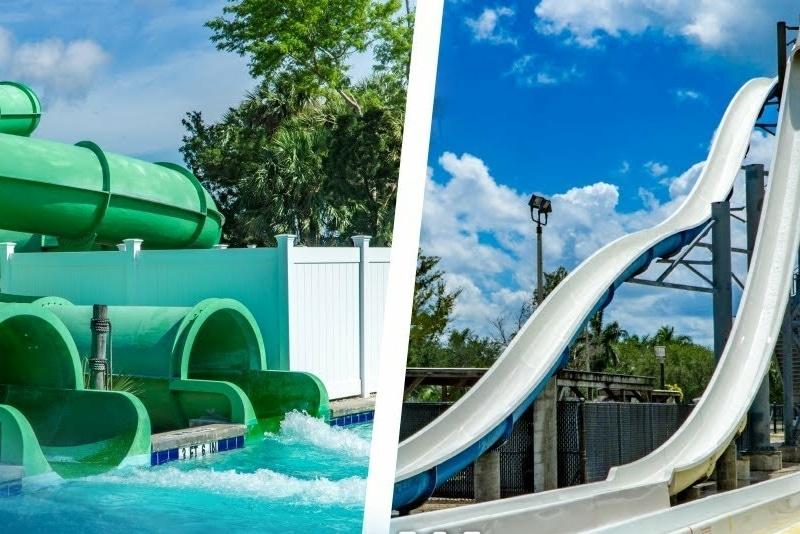 Sun Splash park in Cape Coral Florida